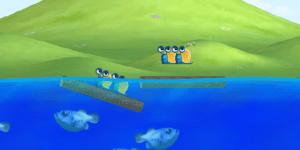 Hra - Save The Snails