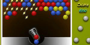 Hra - Color Balls Solitaire 2