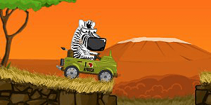 Hra - Safari Time