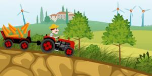 Hra - Farm Express 2