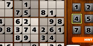 Hra - Sudoku Remote