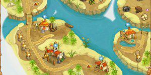 Hra - Island Tribe 3