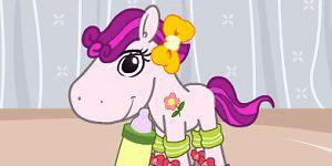 Hra - Pony obliekačka