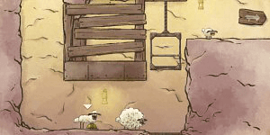 Hra - Home Sheep Home 2: Lost Underground