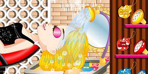 Hra - Cutie Hair Salon