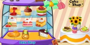 Hra - Super cukráreň