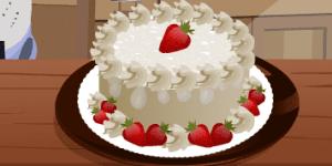 Hra - Creamy Coconut Cake