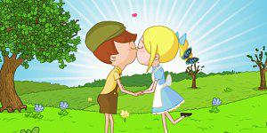 Hra - Fairytale Kiss