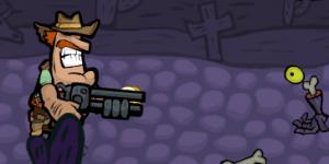 Hra - Zombiewest