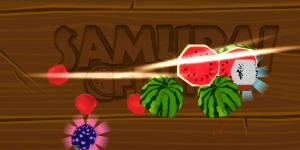 Hra - Samurai Fruit