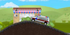 Hra - Ambulance Truck Driver