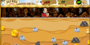 Hra - Gold Miner Vegas