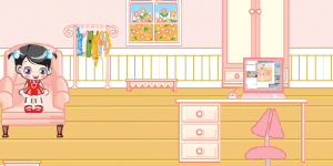 Hra - Baby Room