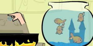 Hra - Gold Fish