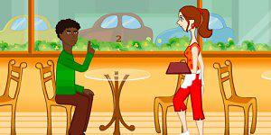 Hra - Caffe Waitress