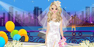Hra - Modern Bride Dress Up