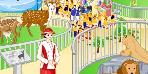 Hra - Zoo Decorate 2