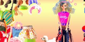 Hra - Barbie Mimi Dressup