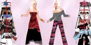 Hra - Christina a Britney