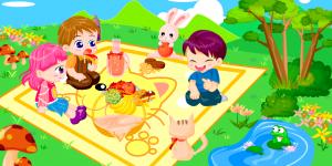 Hra - Parádní piknik