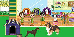 Hra - Dog Shop