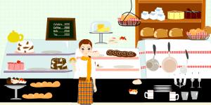 Hra - Cake House