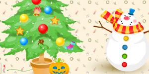 Hra - Christmas Decorate