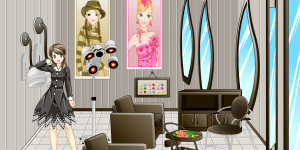 Hra - Hair Dresser Decor