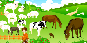 Hra - Decorate Farmstead