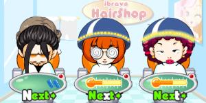 Hra - Hair Dresser 4