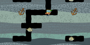 Hra - Sponge Bob Sea Most