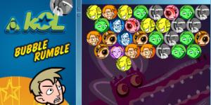 Hra - Kol Bubble