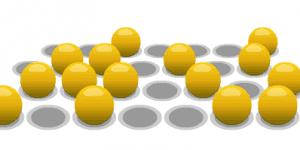 Hra - Peg Solitaire - další chytlavka