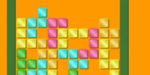 Hra - Algidis - jednoduchý online tetris