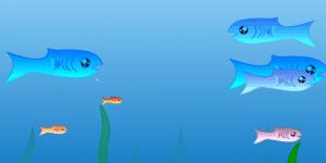 Hra - Fishy 1