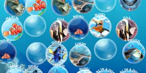 Hra - Hledá se Nemo