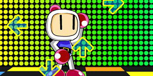 Hra - Bomberman Bail