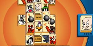 Hra - Loony Tunes Mahjong