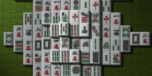 Hra - Mahjong 3D