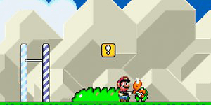 Hra - Mario Platform
