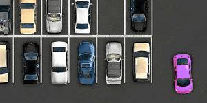 Hra - Carpark Challenge
