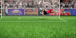 Hra - Freekick Football