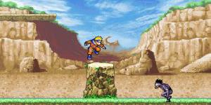 Hra - Naruto Battle