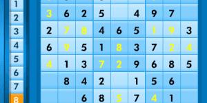 Hra - Ikoncity Sudoku