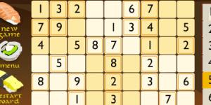 Hra - Rcade Sudoku