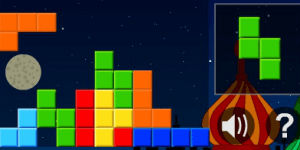 Hra - Flashbox Tetris
