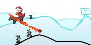 Hra - Santas Rampage