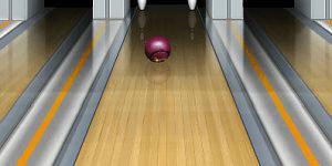 Hra - Bowling