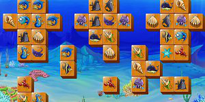 Hra - Marine life picture matching