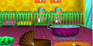 Hra - The Nursery